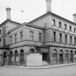 Queen's Hall archive image